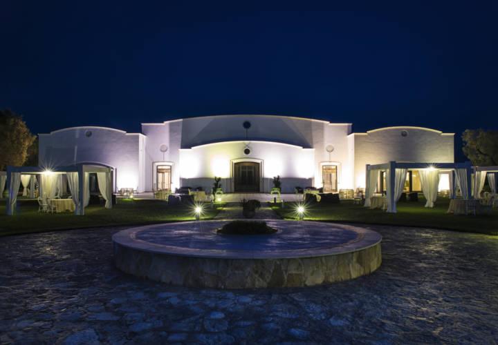 prospetto notturno Borgo DUCALE 177